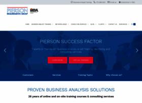 piersonrequirementsgroup.com