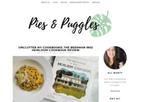 piesandpuggles.com