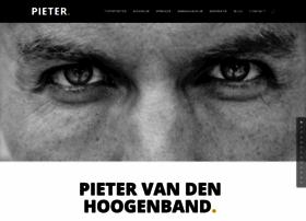 pietervandenhoogenband.nl