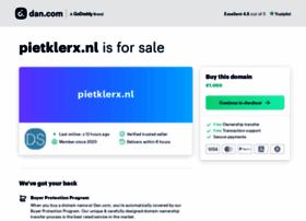 pietklerx.nl