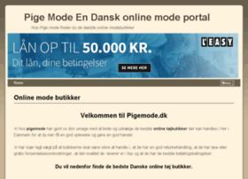 pige-mode.dk