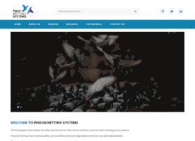 pigeonnetting.net
