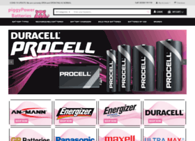 piggypowerbatteries.com