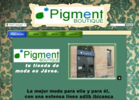 pigmentboutique.spain-houses.info