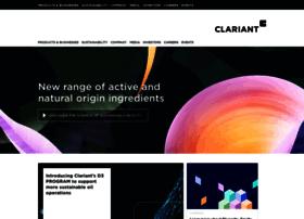 pigments.clariant.com