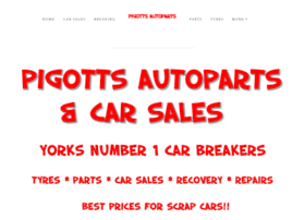 pigottsautoparts.co.uk