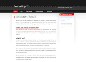 pihu.freehostingx.com