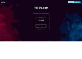 pik-up.com