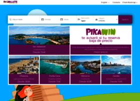 pikabillete.com