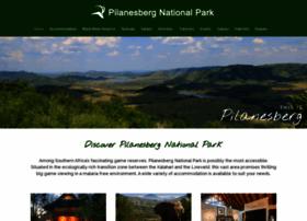 pilanesbergnationalpark.org