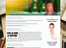 pilarremartinez.com