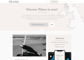 pilates.co.uk
