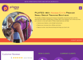 pilates1901.com