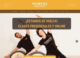 pilatesbodysoul.com