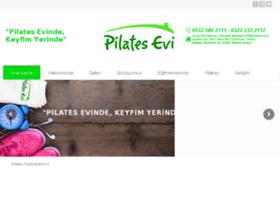 pilatesevi.com