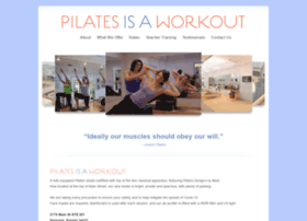 pilatesisaworkout.com