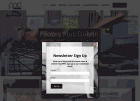 pilatesplusdublin.com