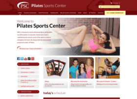 pilatessportscenter.com