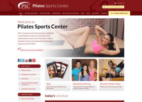 pilatessportscenter.com