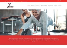pilatestrainingsolutions.co.uk