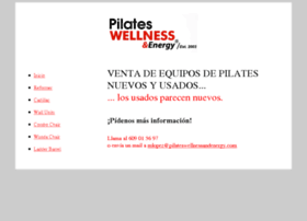 pilateswellnessandenergy.com