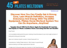 pilatesworkoutsolution.com