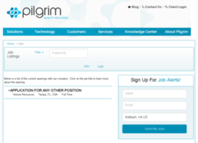 pilgrimquality.iapplicants.com