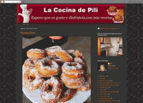 pili-lacocinadepili.blogspot.com