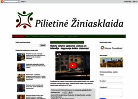 pilietineziniasklaida.blogspot.com