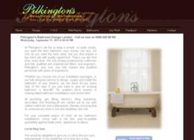 pilkingtonsbathrooms.co.uk