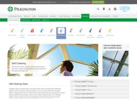 pilkingtonselfcleaningglass.co.uk