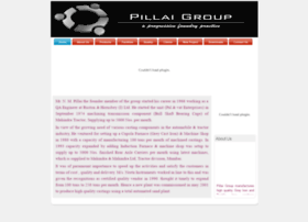 pillai-group.com