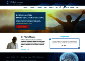 pillaicenter.com