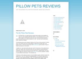 pillowpetsreviews.blogspot.com