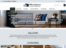 pillowsxpress.com