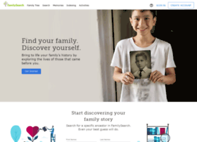 pilot.familysearch.org