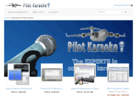 pilotkaraoke.com