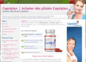pilulescapsiplex.com