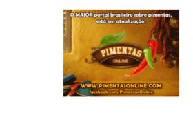 pimentasonline.com