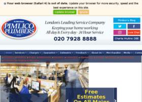 pimlicoplumbers.co.uk