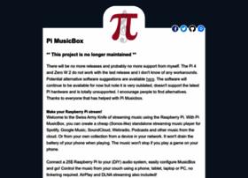 pimusicbox.com