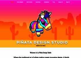 pinatadesignstudio.com