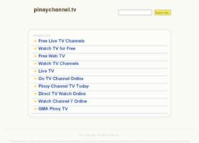 pinaychannel.tv