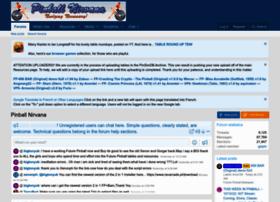 pinballnirvana.com