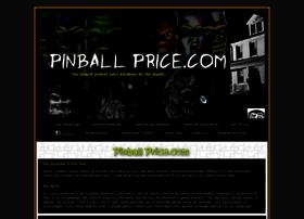 pinballprice.com