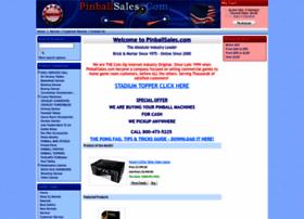 pinballsales.com