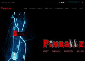 pinballz.com