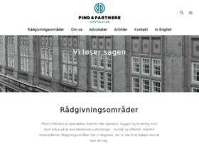 pindadvokatfirma.dk