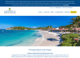 Pineapplebeachclub.com