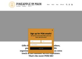 pineappleonmain.com